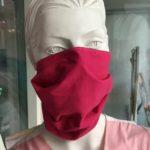 Servitex Trendy Mondkapje Hot Pink